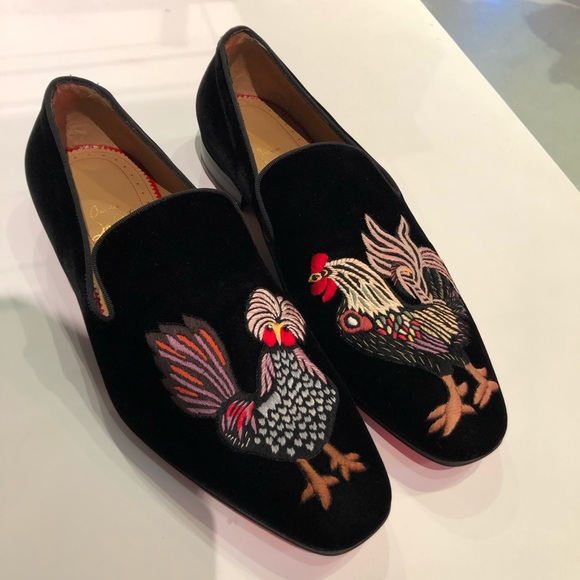 Christian Louboutin Red Bottom Loafers